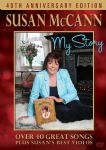 Susan McCann - My Story. 40th Anniversary Edition DVD